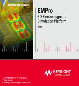 Keysight EMPro 2019