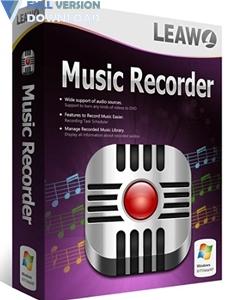 Leawo Music Recorder v3.0.0.1