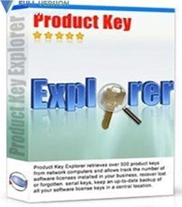Nsasoft Product Key Explorer v4.0.11.0