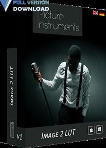Picture Instruments Image 2 LUT Pro v1.0.12
