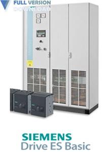 Siemens Drive ES Basic v5.6 SP1