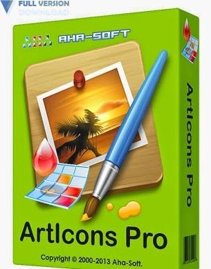 Aha-Soft ArtIcons Pro v5.52