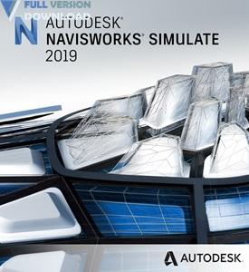 Autodesk Navisworks Simulate 2019