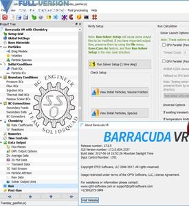 CPFD Barracuda VR v17.3.1