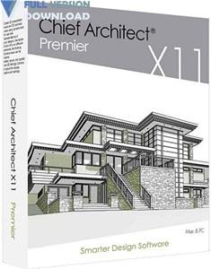 Chief Architect Premier X11 v21.1.0.40