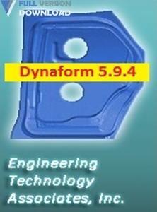 ETA Dynaform v5.9.4 Build 2019.03.21