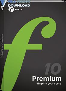 FORTE 10 Premium v10.0.5
