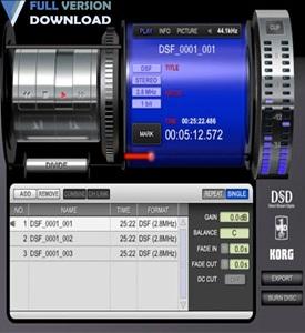 KORG AudioGate v4.5.0