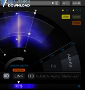 NUGEN Audio Stereoizer v3.3.0.0