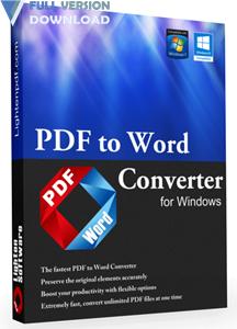 PDF To Word Converter v5.0.0