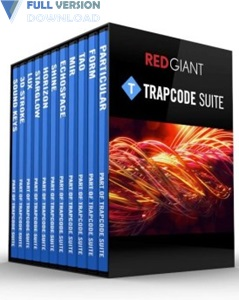 Red Giant Trapcode Suite v15.1.0