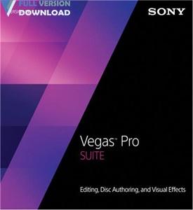 Sony Vegas Movie Studio Suite 13