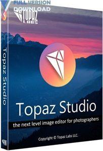Topaz Studio v1.11.8