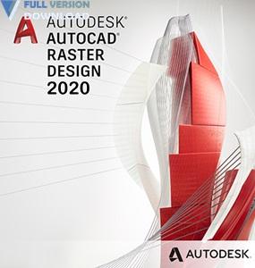 Buy Autodesk Autocad Raster Design 2019 64-Bit