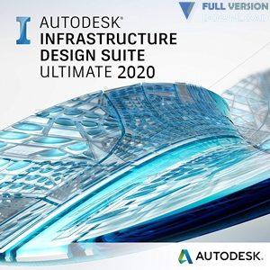 Autodesk Infrastructure Design Suite Ultimate 2020