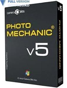 Camera Bits Photo Mechanic v5.0 Build 19720