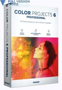 Franzis COLOR Projects Professional v6.63.03376