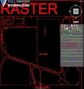 GTXRaster CAD PLUS 2019