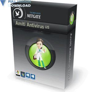 NETGATE Amiti Antivirus v25.0.200.0