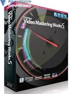 Tmpgenc Video Mastering Works v5.0.6.38