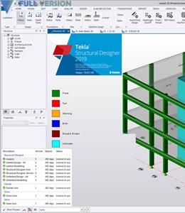 Trimble Tekla Structural Designer 2019 v19.0.0.104