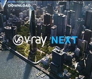 V-Ray Next v4.10.01 for Nuke