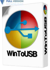 WinToUSB Enterprise v4.8