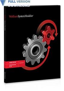 Wolfram SystemModeler v12.0.0