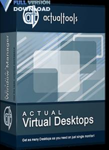 Actual Virtual Desktops v8.14