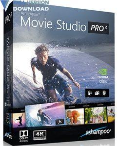 Ashampoo Movie Studio Pro v3.0.0