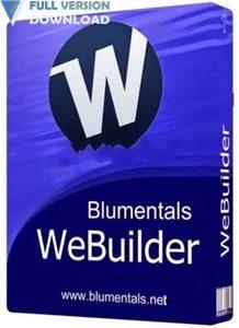 Blumentals WeBuilder 2018 v15.5.0.207