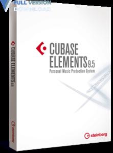 Cubase Elements v9.0.2