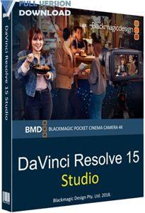 Davinci Resolve Studio v15.2.0.33