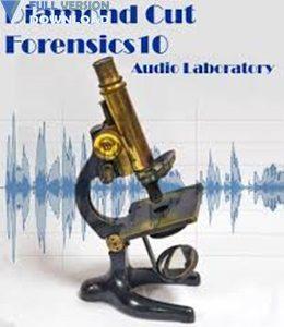 Diamond Cut Forensics Audio Laboratory v10.52