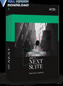 MAGIX ACID Pro Next Suite v1.0.1.17
