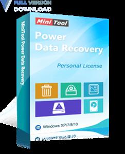 MiniTool Power Data Recovery v8.5