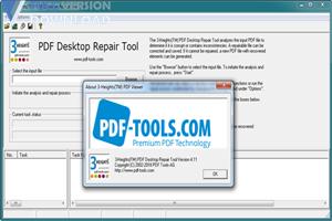 PDF Desktop Repair Tool v4.12.26.5