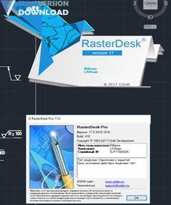 RasterDesk Pro v17.0.3019
