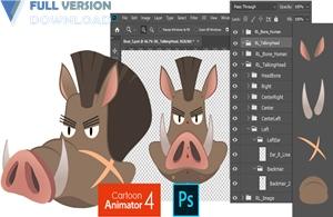 Reallusion Cartoon Animator v4.0.0426.1