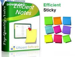 Efficient Sticky Notes Pro v5.60 Build 545