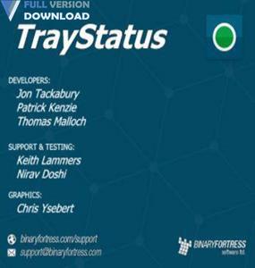 TrayStatus Pro v4.0