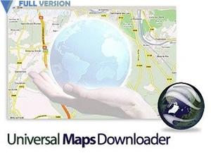 Universal Maps Downloader v9.916
