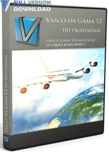 Vasco da Gama HD Professional v12.01