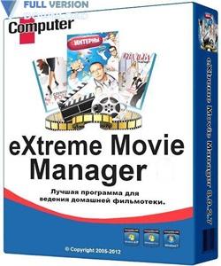 eXtreme Movie Manager v10.0.0.1