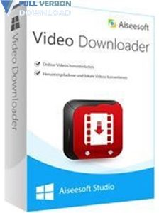 Aiseesoft Video Downloader v7.1.12