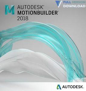 Autodesk MotionBuilder 2018.0.1