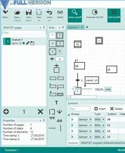GrafCet Studio Pro v1.0.3.4