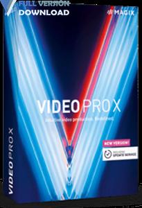 MAGIX Video Pro X v17.0.1.27