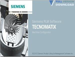 Siemens Tecnomatix Machine Configurator v1.0.0.1220