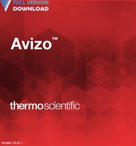 Thermo Scientific AVIZO 2019